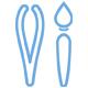 Инструменты browmaker и lashmaker