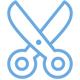 Ножницы и лезвия для бровей