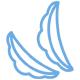 Силиконовые валики (бигуди)