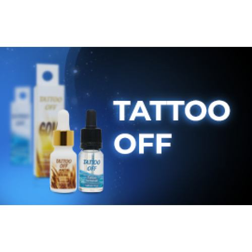 Новая формула Tattoo Off Gold