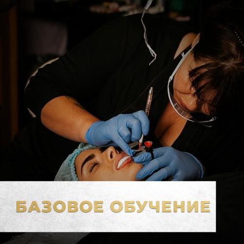 Microblading век и губ Eurasia (ручной татуаж)