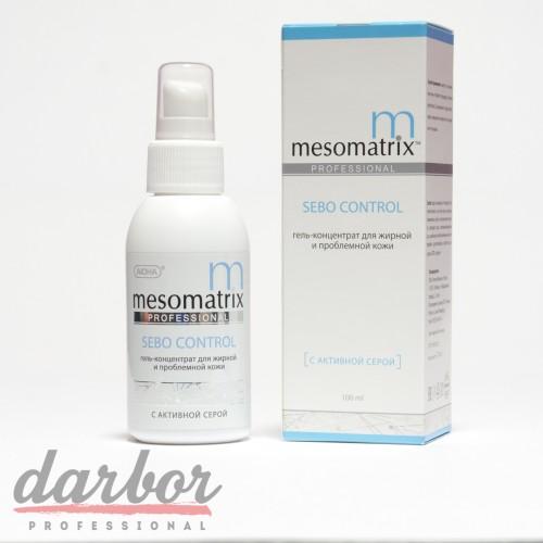 Гель для проблемной кожи Sebo Control Mesomatrix 100 мл