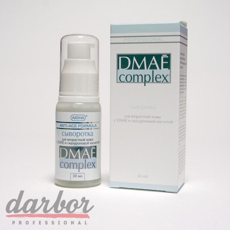 Сыворотка для возрастной кожи с DMAE и гиалуроновой кислотой Anti-Age Formula 30 мл