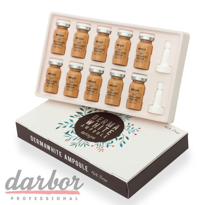 Сыворотка Stayve Derma White ampoule №3 Deep в коробке