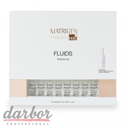 Сыворотки Matrigen Brightening Fluids в коробке