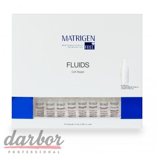 Сыворотки Matrigen Cell Repair Fluids в коробке