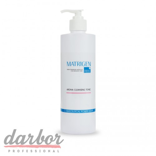 Успокаивающий и восстанавливающий PH кожи тоник Aroma Cleansing Tonic Matrigen 500 мл