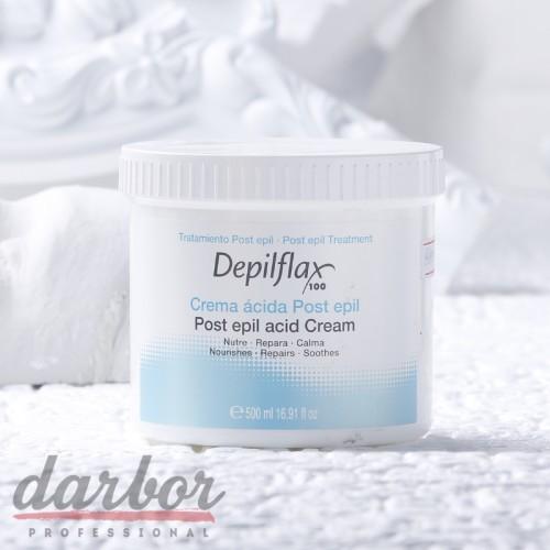 Сливки после депиляции Depilflax