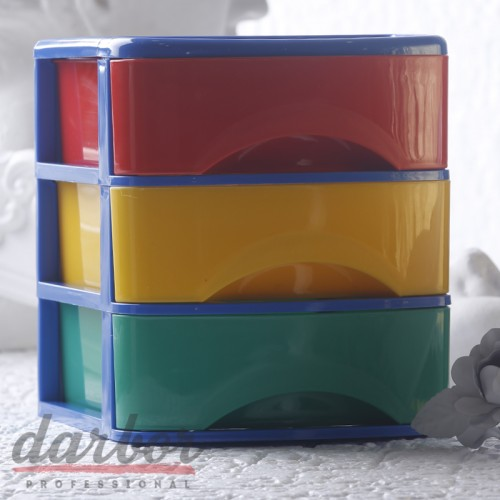 Контейнер для хранения 3 секции
