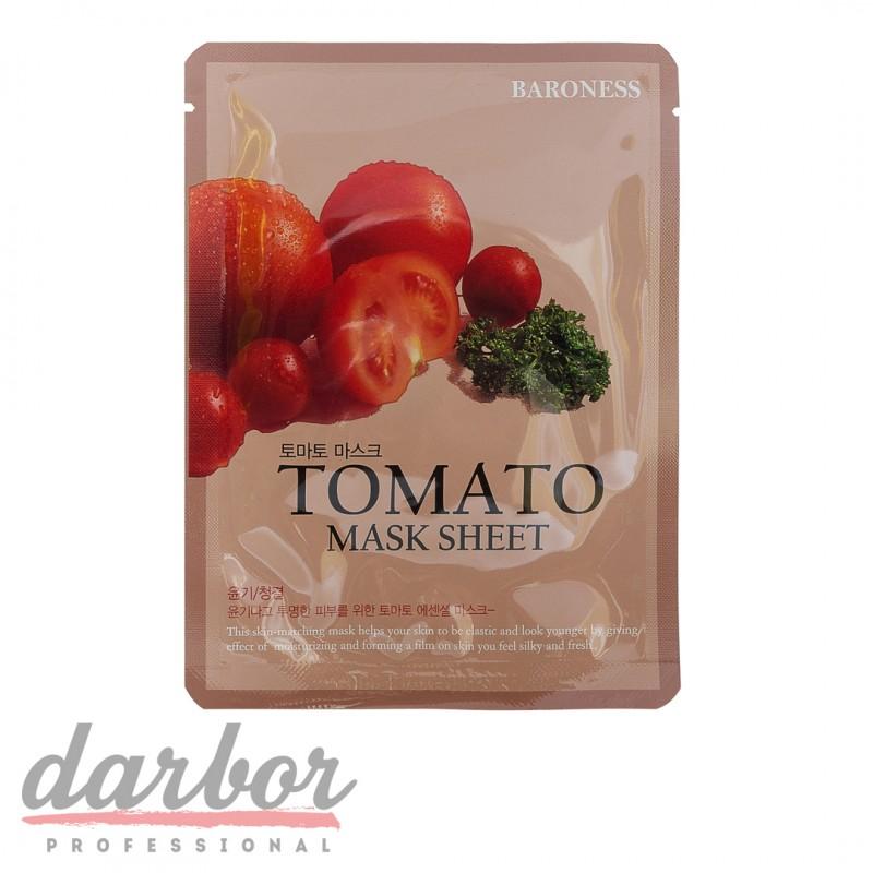 Детокс-маска с томатом BARONESS