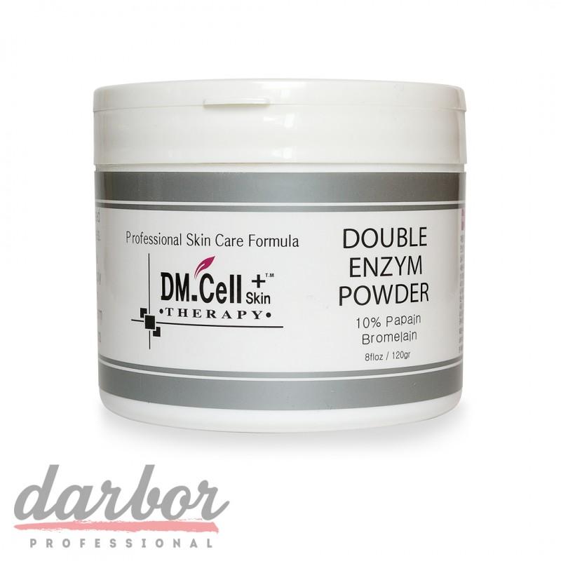 Энзимный пилинг Double Enzym Power с папаином и бромелайном DM.Cell 120 гр