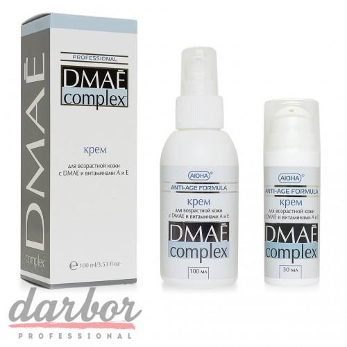 Крем для возрастной кожи Mesomatrix Dmae с витаминами А и Е