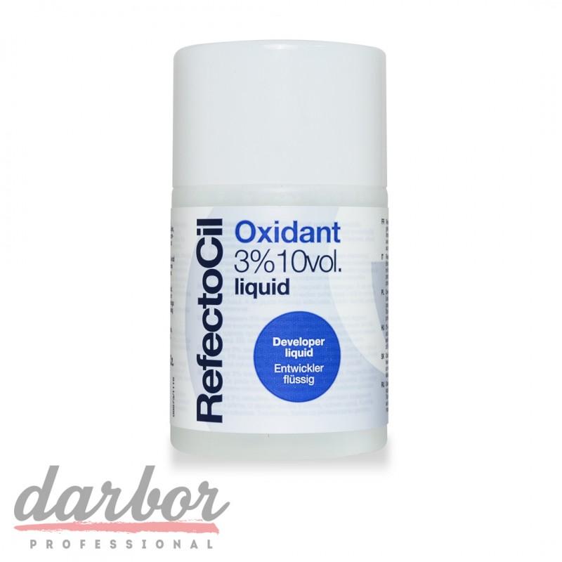 Оксидант жидкий для разведения краски RefectoCil 3%
