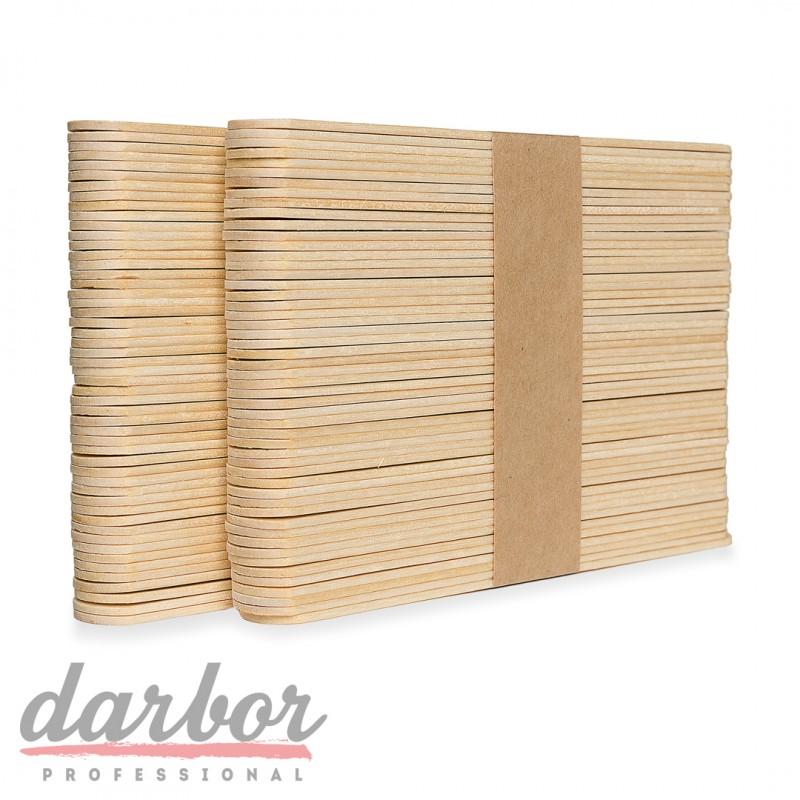 Шпатели одноразовые деревянные