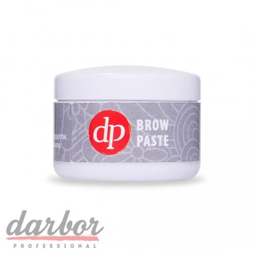 Паста для бровей DP Brow Paste (белая)