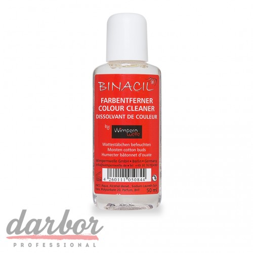 Средство для удаления краски с кожи Binacil