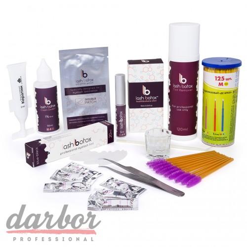 Стартовый набор для ламинирования Lash Botox