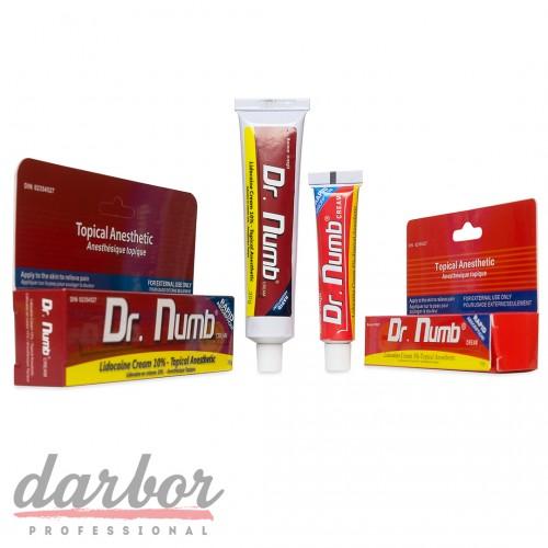 Обезболивание Dr Numb 10% Cream Base