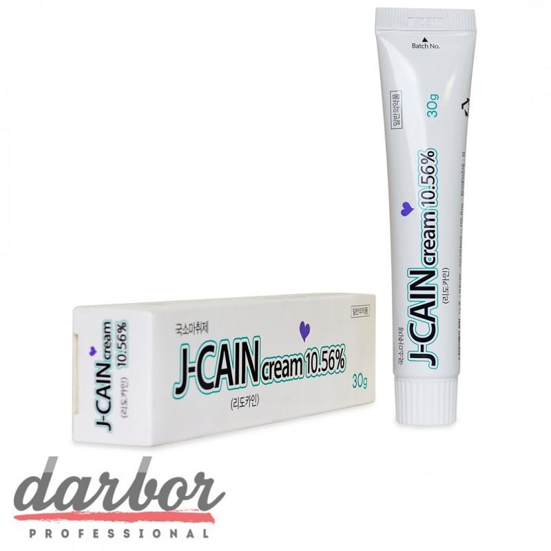 Обезболивающий крем J-CAIN cream 10.56%